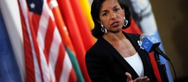 US ambassdar to the United Nations, Susan Rice