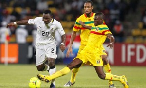 aigles du mali black star ghana can 2013