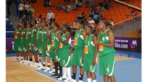 equipe nationale basket ball dame femme aigles