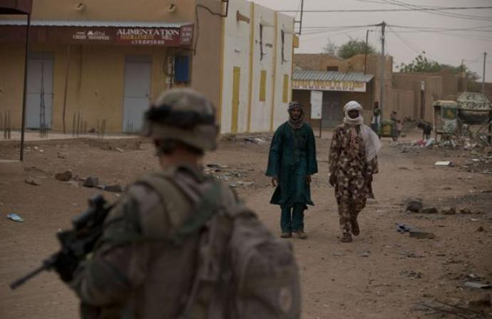 soldat militaire armee francaise kidal gao tombouctou serval