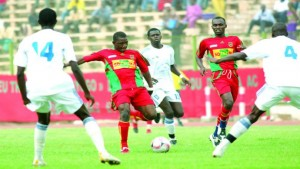 Championnat national de football: Le derby a accouché d'une souris
