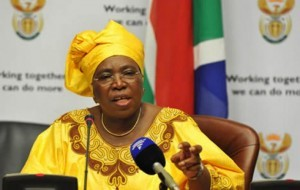 Nkosazana Dlamini Zuma presidente commission ua conference