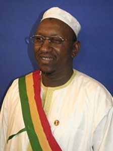 honorable hady niangadou vice president assemble nationale