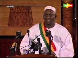 honorable hady niangadou vice president assemble nationale ortm