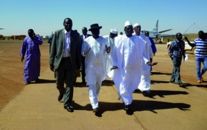 soumaila cisse depute assemblee nationale urd opposition tieble drame parena visite nord mali gao tombouctou kidal