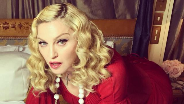 Madonna Louise Ciccone artiste chanteuse musicienne americaine