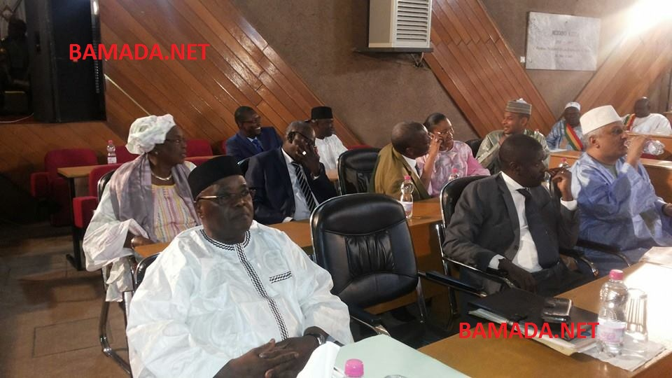 general sada samake ministre securite protection civile assemblee nationale depute