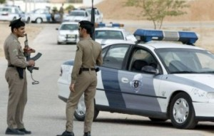 police voiture arme arabie saoudite