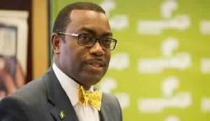 Akinwumi Adesina president Banque africaine développement bad