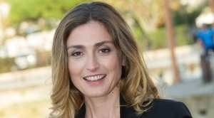 actrice francaise cinema  Julie Gayet