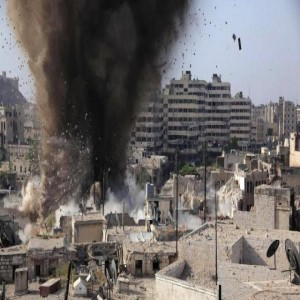 attentat explosion bombardement guerre syrie